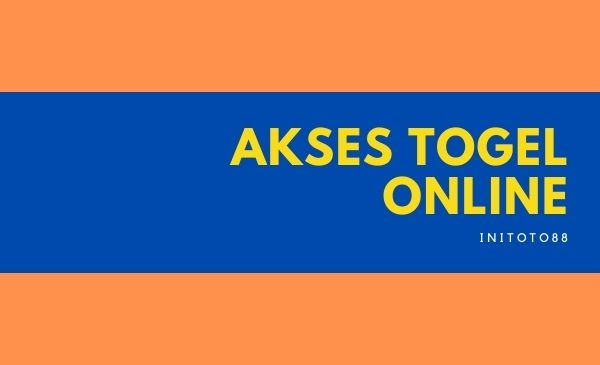 Akses Togel Online - INITOTO88
